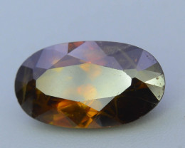 Top Fire 2.80 ct Natural Sphene