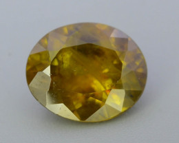 Top Fire 2.95 ct Natural Sphene