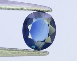 Amazing Color 1.20 ct Blue Sapphire
