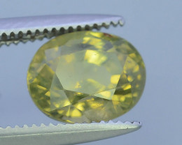 Rarest 2.30 ct Chrysoberyl