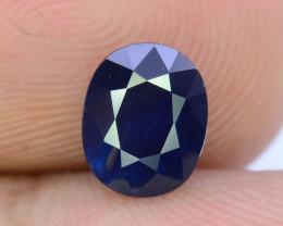 Amazing Color 1.35 ct Blue Sapphire