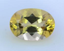Top Grade 1.85 ct Natural Heliodor ~Yellow
