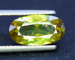 Sphene Titanite, 4.05 CT Natural Full Fire Sphene Titanite Gemstone