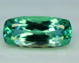 NR - 12.45 Carats Amazing Green Spodumene Gemstone