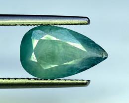 NR - 3.25 Carats Rare Natural Rare Grandidierite Gemstone