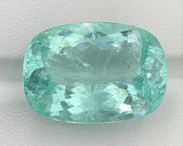 PARAIBA 31.97 CT Natural Color Paraiba Tourmaline Gemstone