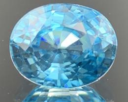 6.30 CT Zircon Gemstones