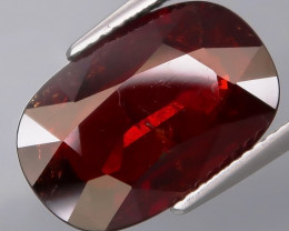 7.53 ct. 100% Natural Earth Mined Red Spessartite Garnet Africa