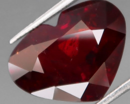 7.40 ct. 100% Natural Earth Mined Red Spessartite Garnet Africa