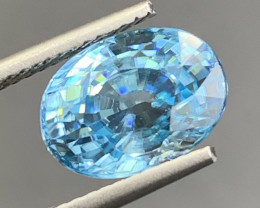 5.93 CT Zircon Gemstones
