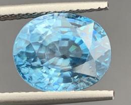 6.31 CT Zircon Gemstones
