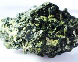 856.00 CT Natural - Unheated Green Epidot Specimen
