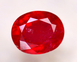 Ruby 4.17Ct Madagascar Blood Red Ruby DN53/A20
