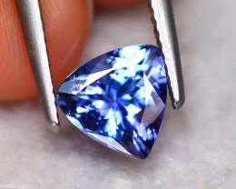 Tanzanite 1.83Ct Natural VVS Purplish Blue Tanzanite  DR277/D8