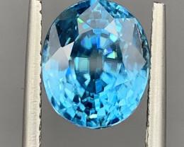 5.44 CT Zircon Gemstones