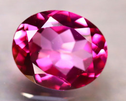 Pink Topaz 4.04Ct Natural IF Pink Topaz DF0306/A35