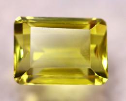 Lemon Quartz 10.22Ct Natural VVS Lemon Quartz  DF0311/C1