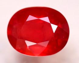 Ruby 4.82Ct Madagascar Blood Red Ruby DF0316/A20