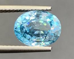4.13 CT Zircon Gemstones