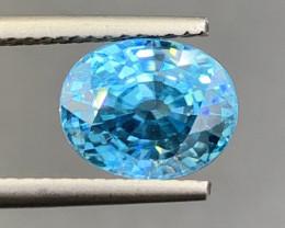 3.71 CT Zircon Gemstones