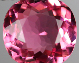 1.06 CT Padparadscha Color !! Excellent cut Mozambique Tourmaline -PTA310
