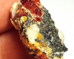 Amazing Natural color Beautiful Zircon Specimen 62Cts-Pakistan