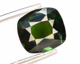 Splendid Cut  2.05 ct Natural Green Color Tourmaline ~ G