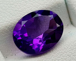 2.35Crt Natural Amethyst Natural Gemstones JI50