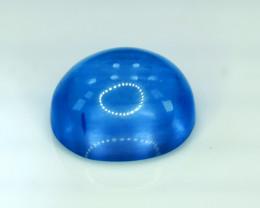 Aquamarine,10.70 Carats Top Quality Blue Aquamarine Cabochon