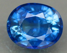 1.59 ct. Natural Earth Mined  Blue Sapphire Madagascar