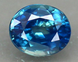 0.96 ct. Natural Earth Mined Blue Sapphire Madagascar