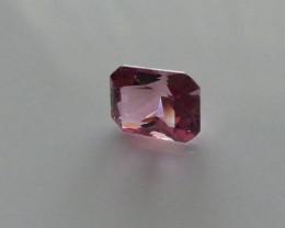 Tourmaline Pink Red Gemstone
