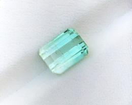 2.40 Ct Natural Bi Color Transparent Ring Size Tourmaline Gemstone