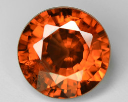 1.20 Cts Brown Zircon Natural Loose Gemstone