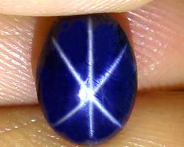 2.90 Carat Diffusion Blue Star Sapphire - Gorgeous