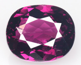 4.31 Cts Grape Garnet Awesome Color ~ Africa Gp1
