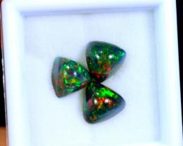 2.80cts Natural Ethiopian Smoked Opal Lots / MA420