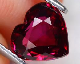 Mahenge Garnet 1.52Ct VS Heart Cut Natural Mahenge Garnet A0414