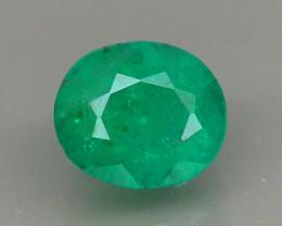 Natural Ethiopian Emerald - 1.20 ct