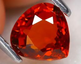Mandarin Spessartite 1.11Ct  Trillion Cut Natural Spessartite Garnet C0403