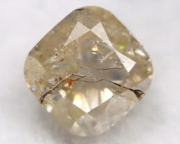 0.20Ct Natural Untreated Fancy Grey Diamond BM0426