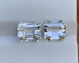 3.48 Carats Natural Aquamarine Gemstone