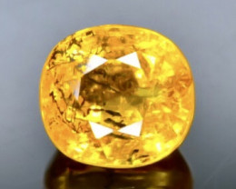 1.03 Crt  Spessartite Garnet Faceted Gemstone (Rk-72)