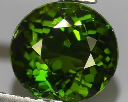 1.60 CTS-ALLURING TOP GREEN  COLOR GREEN TOURMALINE EXCELLENT CUT!!