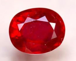 Ruby 5.42Ct Madagascar Blood Red Ruby DF0507/A20