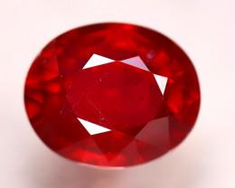 Ruby 5.78Ct Madagascar Blood Red Ruby DF0508/A20