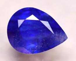 Ceylon Sapphire 6.44Ct Royal Blue Sapphire DF0518/A23