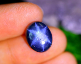 6.26cts Natural 6 Rays Star Sapphire / MA429