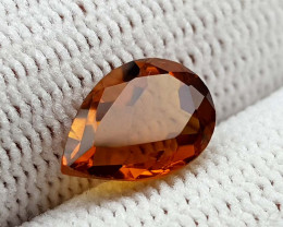 1.75CT MADEIRA CITRINE BEST QUALITY GEMSTONE IIGC01