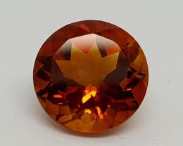 3.65Crt Madeira Citrine Natural Gemstones JIn51